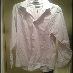 Arrow fitted dress button down shirt